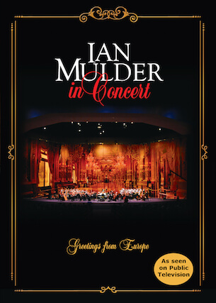 Ian Mulder in Concert DVD Cover